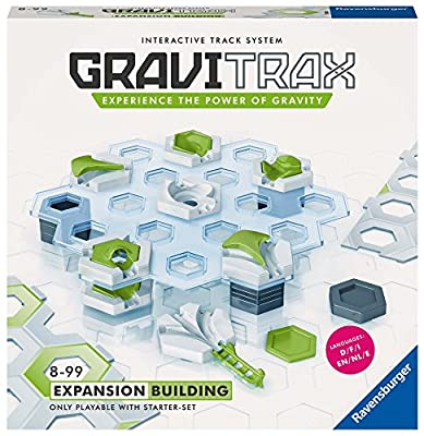 Ravensburger - 27602 - GraviTrax : Set d'extension construction - Jeu de construction