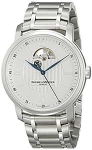 Baume & Mercier Men's 8833 Classima Executives Automatic Silver Dial Watch