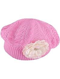 TuTu by Galeja Babymütze 100% BW Mädchenmütze in 3 Farben in Größe 46-50 und 50-54 Ballon Kindermütze