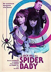 Spider Baby  (+ DVD) [Blu-ray] [Limited Edition]
