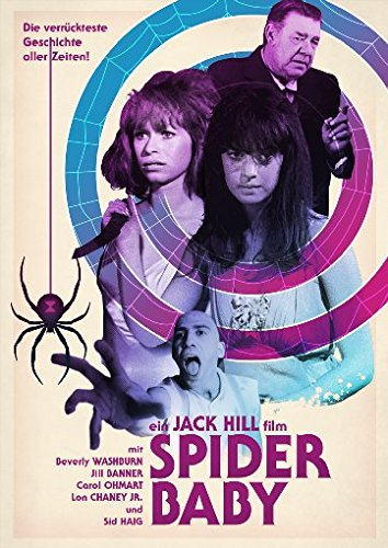 Spider Baby  (+ DVD) [Blu-ray] [Limited Edition] (Spider Baby)