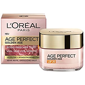 L 'Oréal Paris Age Perfect Golden Age Día Cuidado lsf20, 1er Pack (1 x 50 ml)