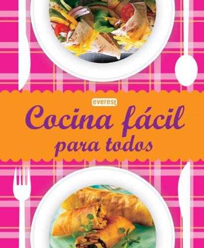 Cocina fácil para todos (Libros de regalo)