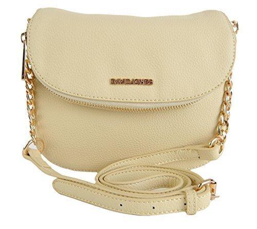 david-jones-small-shoulder-wedding-evening-handbag-bag-cm3027-pale-yellow