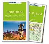 MERIAN momente Reiseführer Heidelberg: MERIAN momente - Mit Extra-Karte zum Herausnehmen - Pablo Santiago Chiquero, Nina Wacker