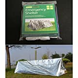 Etbotu Outdoor Emergency Canopy Ausstellung Zelte Camping Survival Tools Warm Reserve Zelte