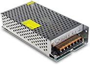 Power Supply AC 110V/220V to DC 12V 10A 120W voltage transformer switch for LED strips
