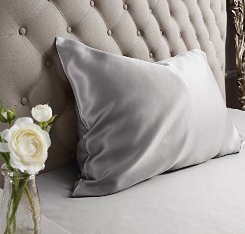 Jasmine Silk 100% Silk Pillowcase Funda almohada seda