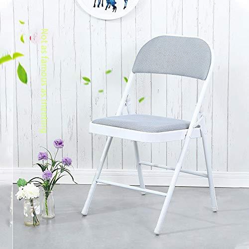 smzzz Wohnzimmer Klappstuhl,Klappstuhl -bis 150 kg belastbar - für Garten, Terrasse und Haus, Stuhl zum Aufhängen