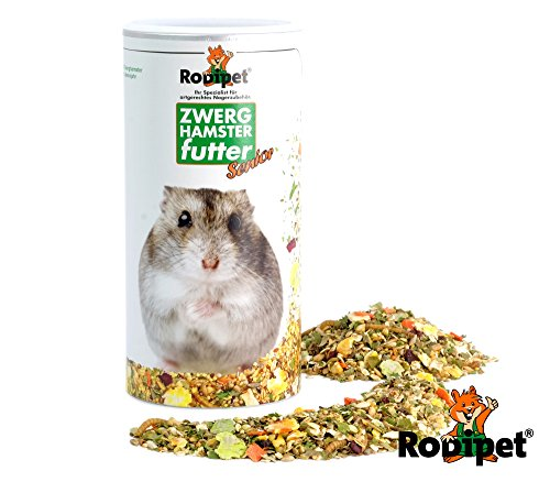 Rodipet Zwerghamsterfutter SENIOR 500 g