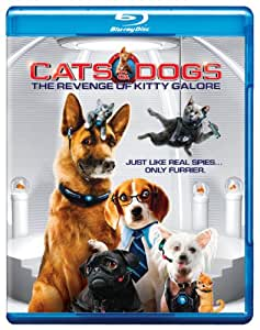 Cats & Dogs: Revenge of Kitty Galore [Blu-ray] [2010] [US Import]