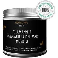 Tillmanns® Crema Hidratante Facial Del Mar Muerto 250g – Crema Antiedad – Mascarilla Antienvejecimiento Y Rejuvenecedora.