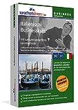 Italienisch-Businesskurs mit Langzeitgedächtnis-Lernmethode von Sprachenlernen24: Lernstufen B2+C1. Italienisch lernen für den Beruf. Software PC CD-ROM für Windows 10,8,7,Vista,XP/Linux/Mac OS X