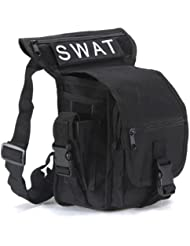 Sac multifonction pack porte ceinture cuisse taille jambetaille jambe poche velo camping Randonnee Randonnee sport Randonnee sport chasse airsoft montagne combat 5 couleurs