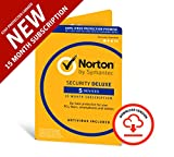 Norton Security Deluxe 2019 | 5 Devices | 1 year + 3 months | Antivirus included | PC|Mac|iOS|Android | Download