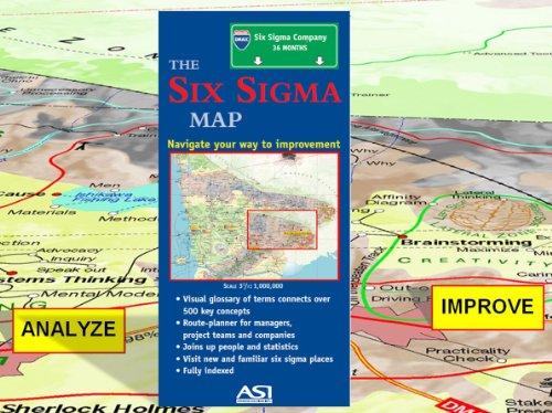 The Six Sigma map/druk 1