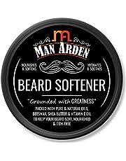 Man Arden Beard Softener Hydrating Nourishing with Natura