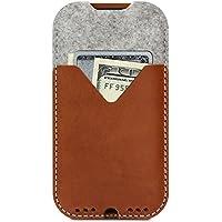 Pack & Smooch Kirkby Schutzhülle für iPhone 6–grau/hellbraun