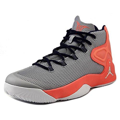 Nike Herren Jordan Melo M12 Basketballschuhe, grau, 46 EU (Jordan Melos)