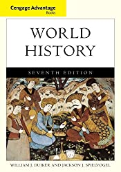 Cengage Advantage Books: World History, Complete by William J. Duiker (2012-03-27)