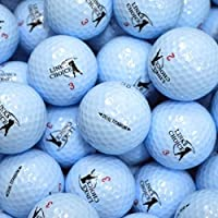 LINKS CHOICE 6 Balles de Golf
