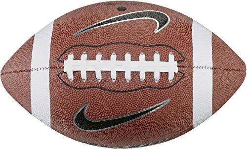 NIKE All Field 3.0Football, brown/white/metallic, 9