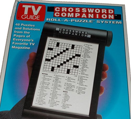 tv-guide-crossword-companion-roll-a-puzzle-system-volume-1-by-herbko-international-by-herbko-interna