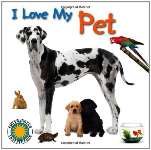 I Love My Pet: Includes E-book & Act...