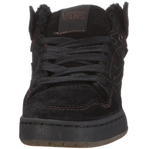 Vans Skink Mid, Baskets mode mixte enfant Noir