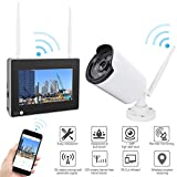 7inch Wireless Wifi NVR Telecamera impermeabile Night Vision...