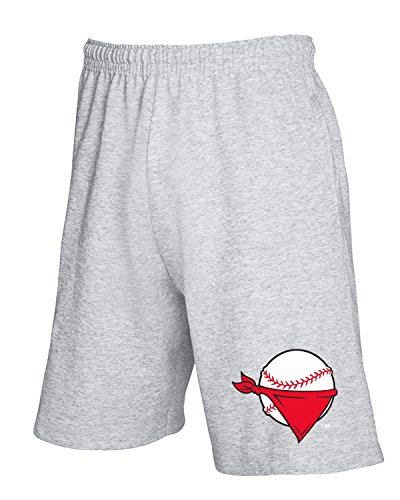 T-Shirtshock - Jogginghose Shorts TM0124 Quad City River Bandits citta, Gr XXL Quad Cities River Bandits