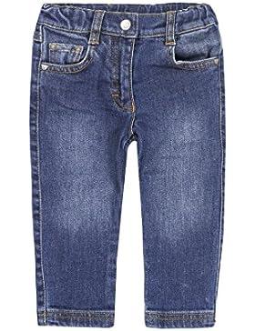 Steiff Unisex - Baby Jeans 0006894 Hose
