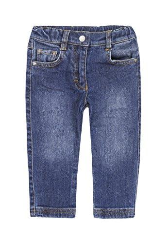 Steiff Unisex - Baby Jeans 0006894 Hose, Blau, 86 (Herstellergröße: 86)