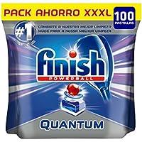 Finish Quantum Regular Pastillas para Lavavajillas - 100 pastillas