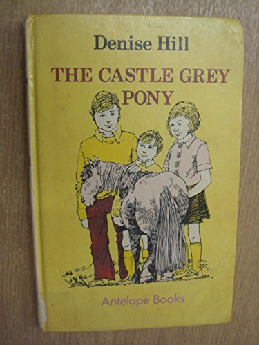 The Castle Grey pony