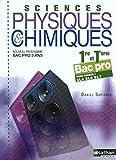 Sciences physiques et chimiques - 1re/Term Bac Pro