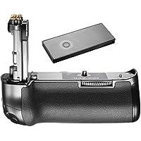 Neewer Empuñadura Grip de Batería Control remoto para Canon BG-E20 funciona con la batería LP-E6 o batería LP-E6N para cámara réflex digital de Canon EOS 5D Mark IV DSLR