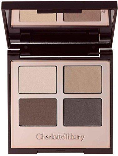 Eye Color Palette (Charlotte Tilbury Luxury Palette - 4 Color-Coded Eye Shadows (0.10 Oz/2.8g) - The Sophisticate by CHARLOTTE TILBURY)