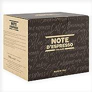 Note D'Espresso - Café clásico envasado al vacío, 250g (caja con 4 paque
