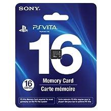 16GB PlayStation Vita Memory Card (PlayStation Vita 周辺機器)