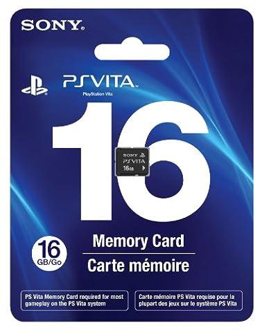 Carte Mémoire 16 Go pour PS Vita [import américain]