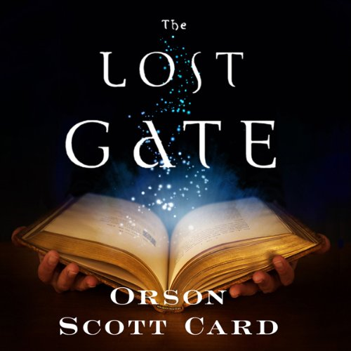 The Lost Gate  Audiolibri