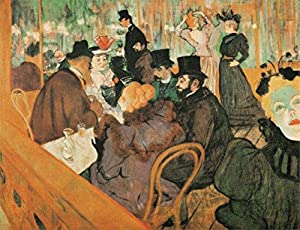 International Publishing 0901N26090b-Le Moulin Rouge, clásica Puzzle