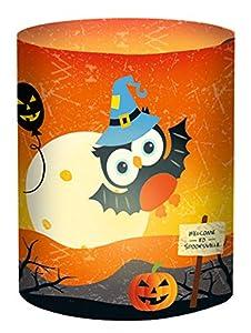 Ursus 184000116Mini Mesa Luces Ambiente, Halloween, 115g/m², 5Unidades, diseño de 116