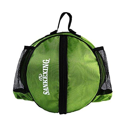 Sporttasche Basketball Fußball Volleyball Bowling Bag Carrier-,grün