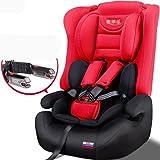 Sillas de coche Coche asiento de seguridad para niños / bebé asiento portátil de coche de bebé / 9 meses-12 años de edad 0-4 años niño silla Bebé Sillas de Coche ( Color : B , Tamaño : 45*43*67cm )