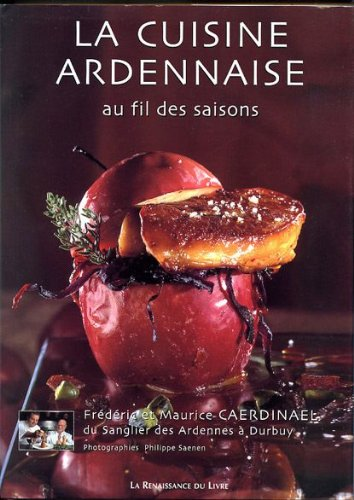 La cuisine ardennaise par F. Caerdinael