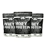 3 x Mammut Whey Protein (3x1000g) (Schokolade)