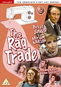 The Rag Trade - LWT Series 1 - Complete [DVD]