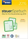 Digital Software - WISO steuer:Sparbuch 2016 [PC Download]